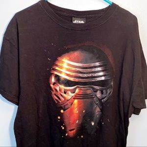 Star Wars Tshirt - size large - black